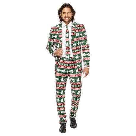 Winter Wonderland Suits - Green