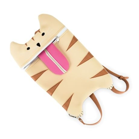 Tabby Cat Bottle Bag