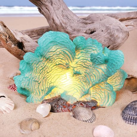 Coral Shaped Lamp