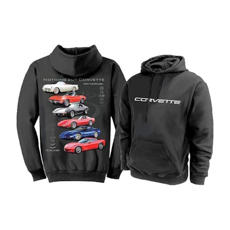 Corvette Through The Years Shirts