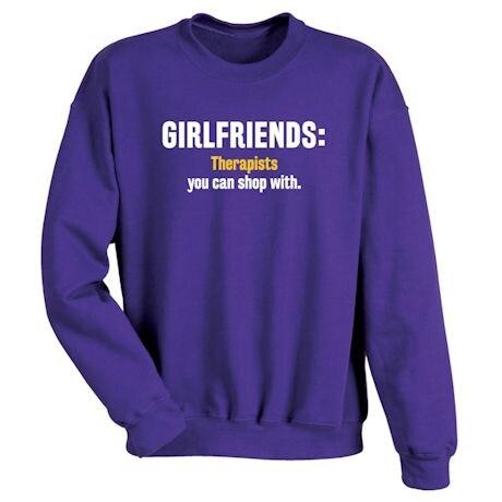 Girlfriends T-Shirts
