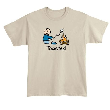 Toasted Campfire Shirts
