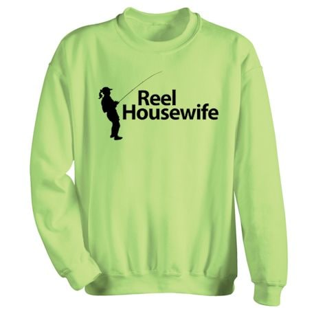 Reel Housewife T-Shirts
