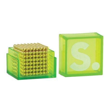 Speks Mini-Magnet Building Balls - Luxe Colors