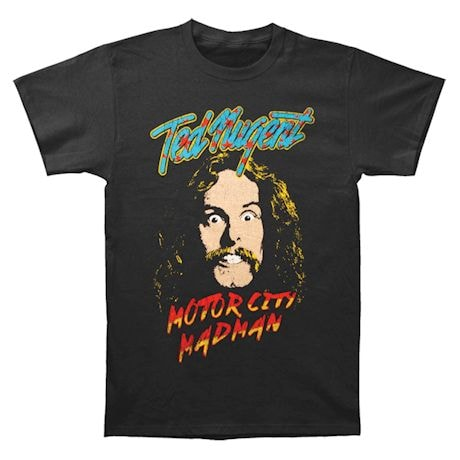 Motor City Madman T-Shirt