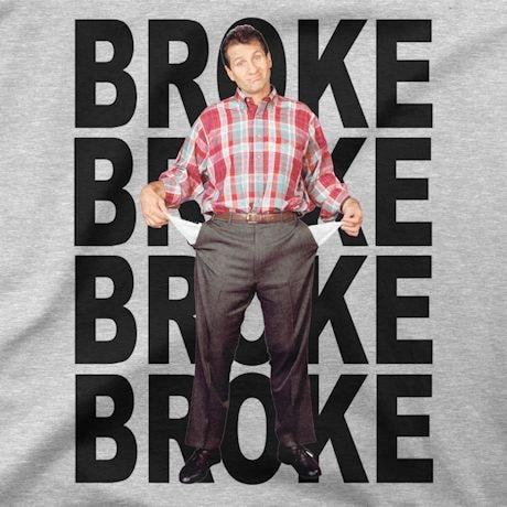 Broke Al T-shirt