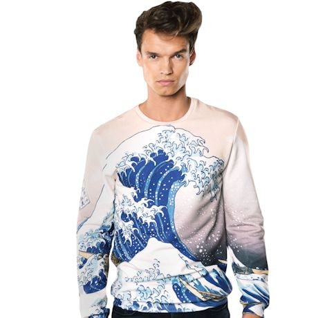 Great Wave Off Kanagawa Shirts