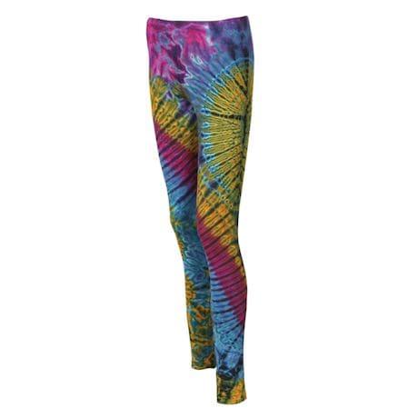 Tie-Dye Leggings