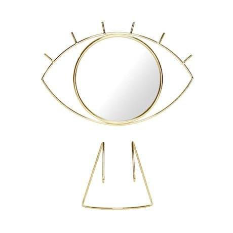 Cyclops Table Mirror