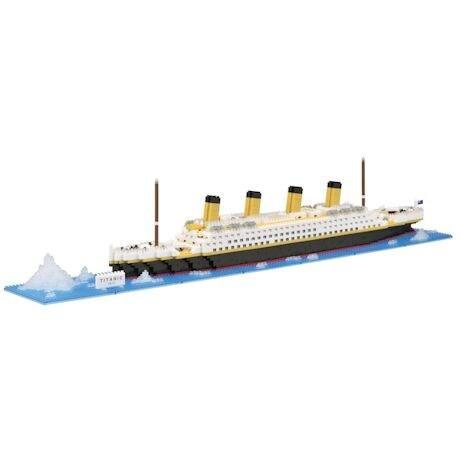 Titanic Nano Blocks