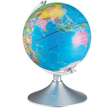 Backlit Constellation Globe