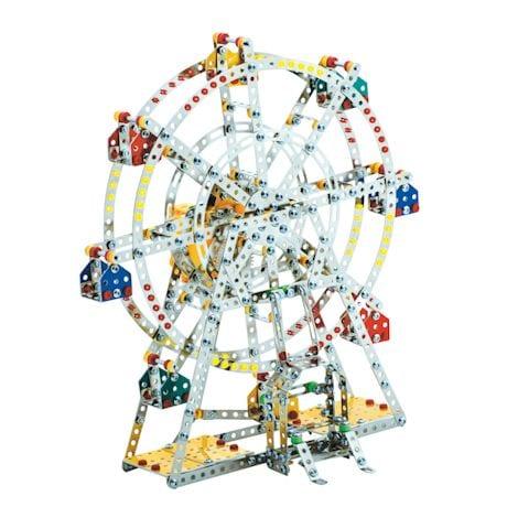 Steel Works Ferris Wheel - 954 Pieces