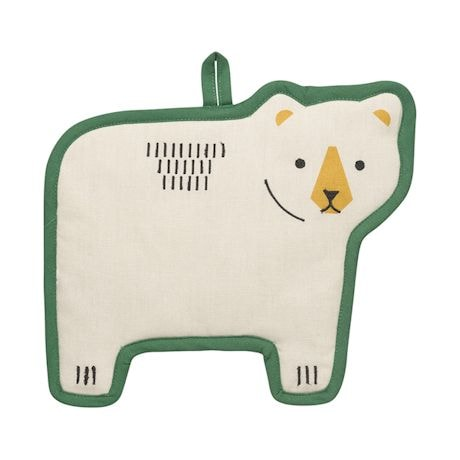 Animal Shaped Kitchen Pocket Pals - Bear