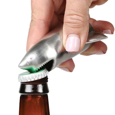 Shark Attack Bottle Opener