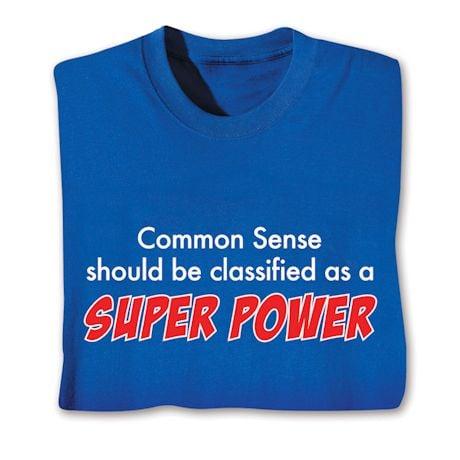 Super Power Shirts