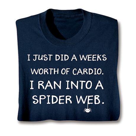 Spider Web Shirts