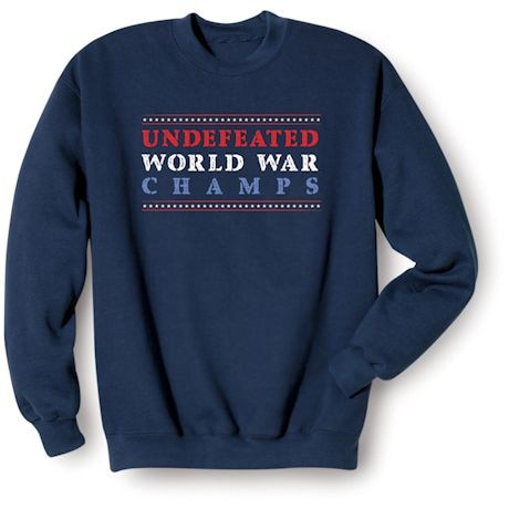 Undefeated Shirts