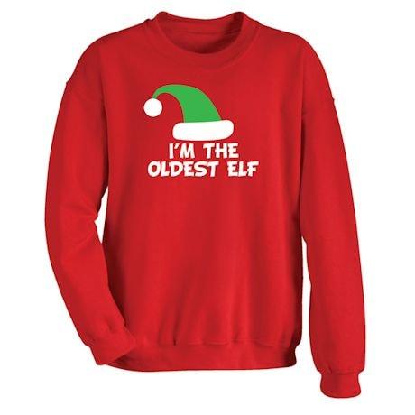 Oldest Elf Shirts