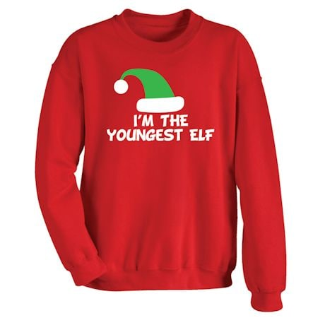 Youngest Elf Shirts
