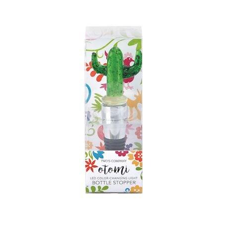 Cactus Led Bottlestopper