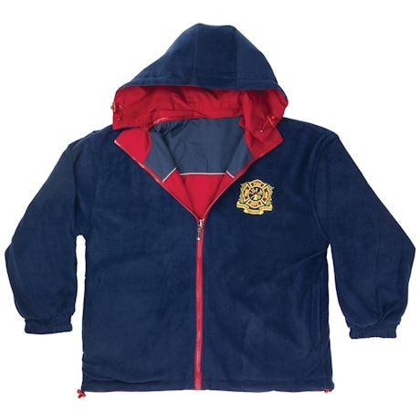 Reverisible Firefighter Jacket