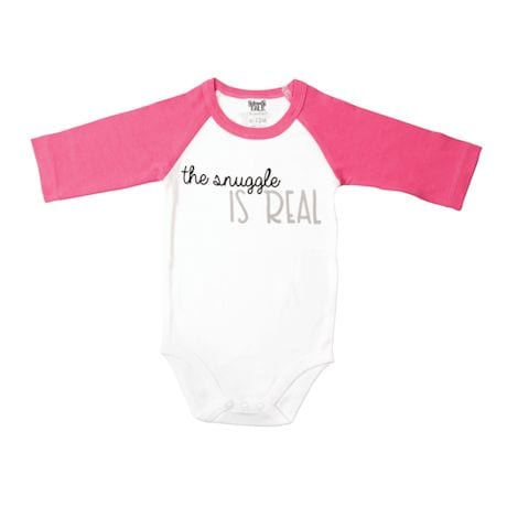 Babies With Attitude Snapsuits - Snuggle Is Real