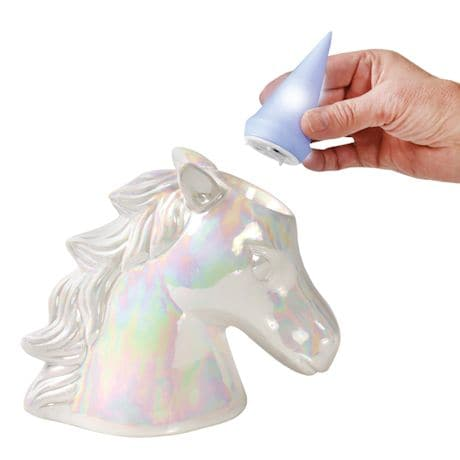 Unicorn Light Coin Bank
