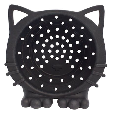 Cat Collapsible Colander