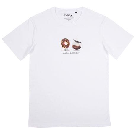 Coffee & Donut Pajama T-Shirt