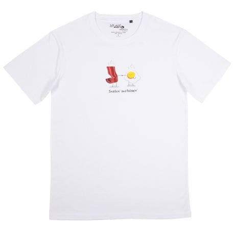 Bacon & Eggs Pajama T-Shirt