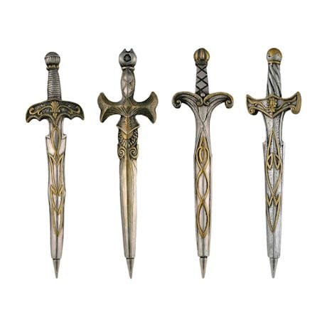 Sword Pen Set