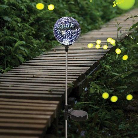 Solar Stargazing Yard Stick