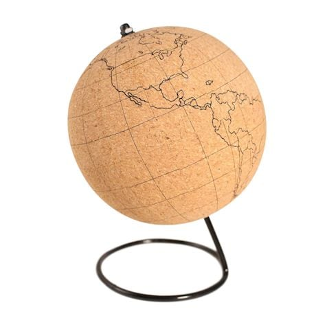 Color Your Own Globe