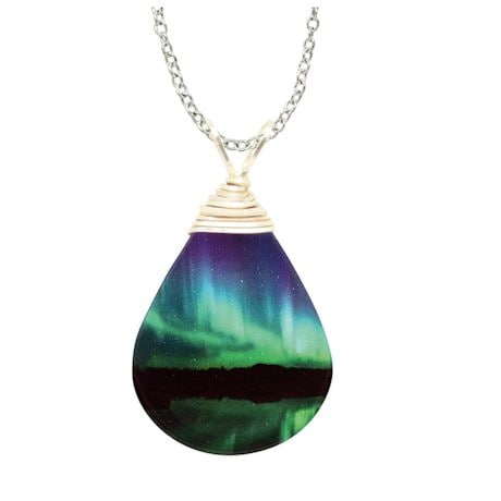 Northern Lights Necklace & Pendant