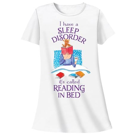Sleep Disorder Sleepshirt