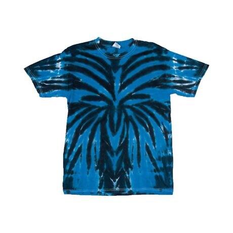 Spider Tie-Dye T-shirts