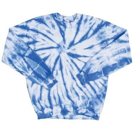 Crewneck Tie-Dye Sweatshirts