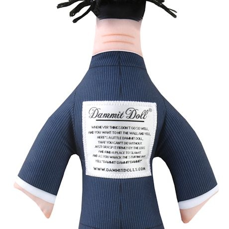 Kimmy Dammit Doll