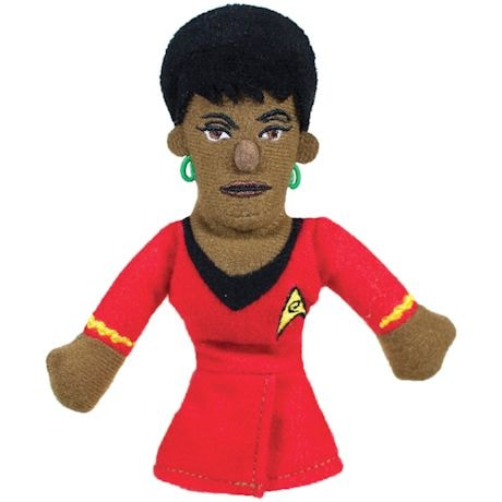 Star Trek Finger Puppets