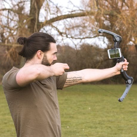 Virtual Archer - Blue Tooth AR Bow with Hunting App