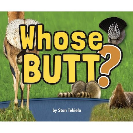 Whose Butt? Book