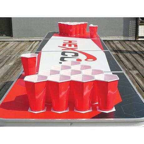 Hexcup Beer Pong Cups