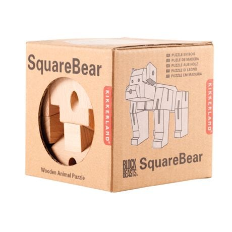 Square Beasts Toy Figures