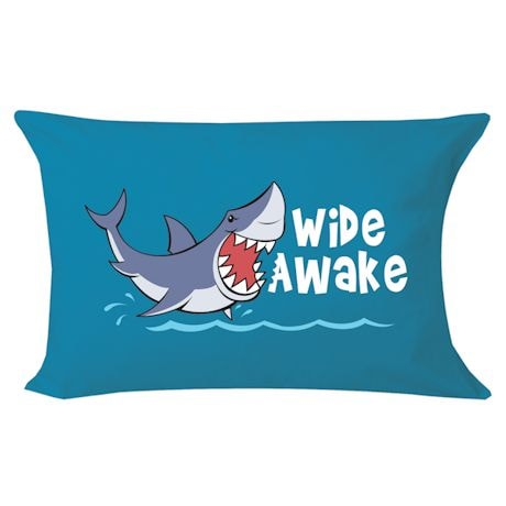 Wide Awake Pillowcase