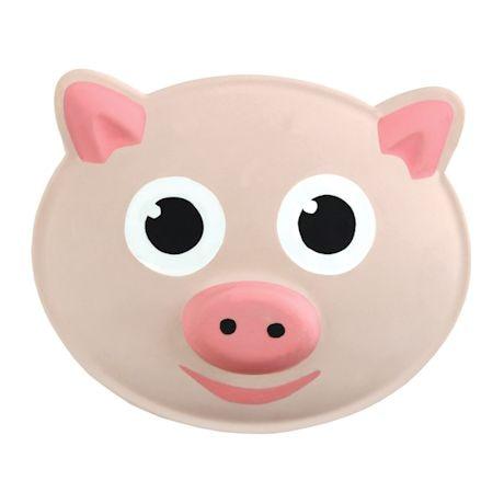 Set of 3 Pig Talking Bag Clips