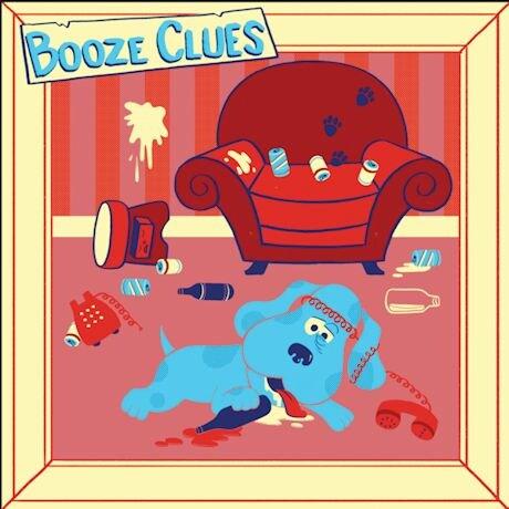 Booze Clues T-Shirt