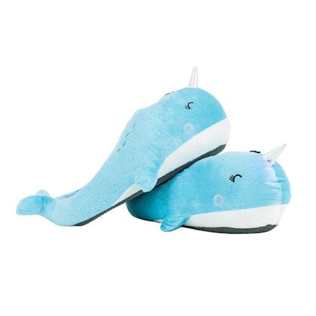Magical Creature Light-Up Slippers