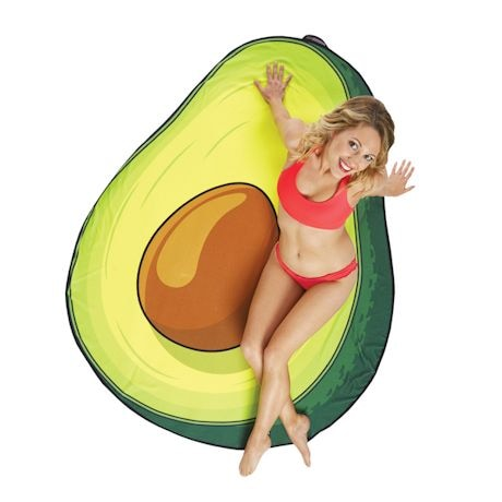 Avocado Beach Blanket