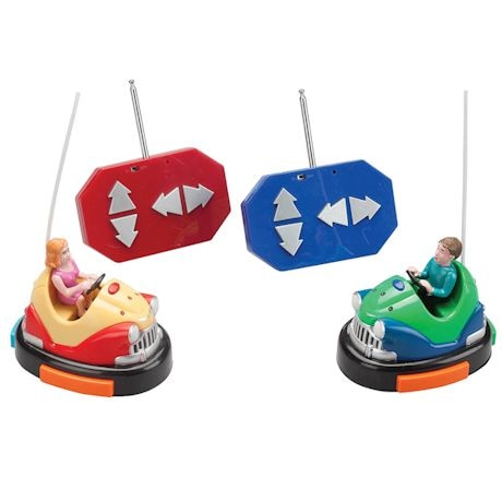 R/C Bumper Car Game