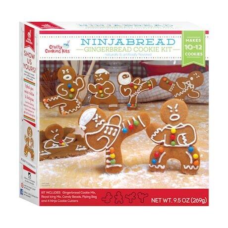 Ninjabread Men Cookie Kits
